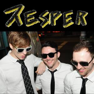Jesper: Josiah ( Drums) Jay (Guitar/Vocal) and Matt (Bass/BGV)